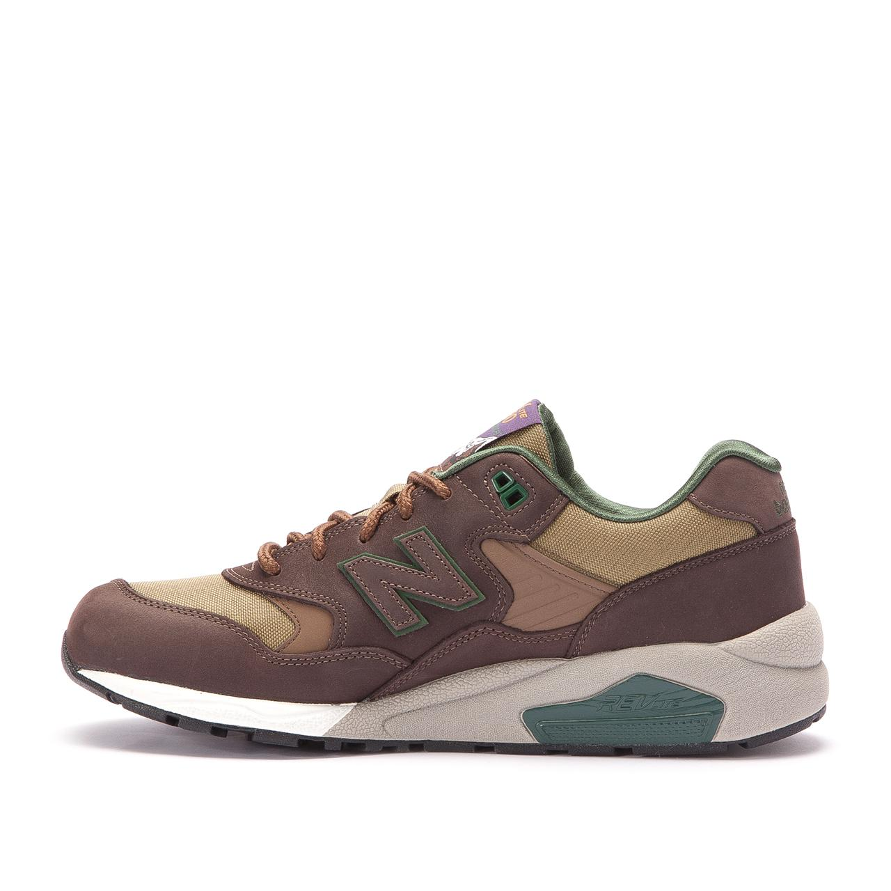 new arrival 25ed9 2ccb5 New Balance - Brown Mrt 580 Lb for Men - Lyst