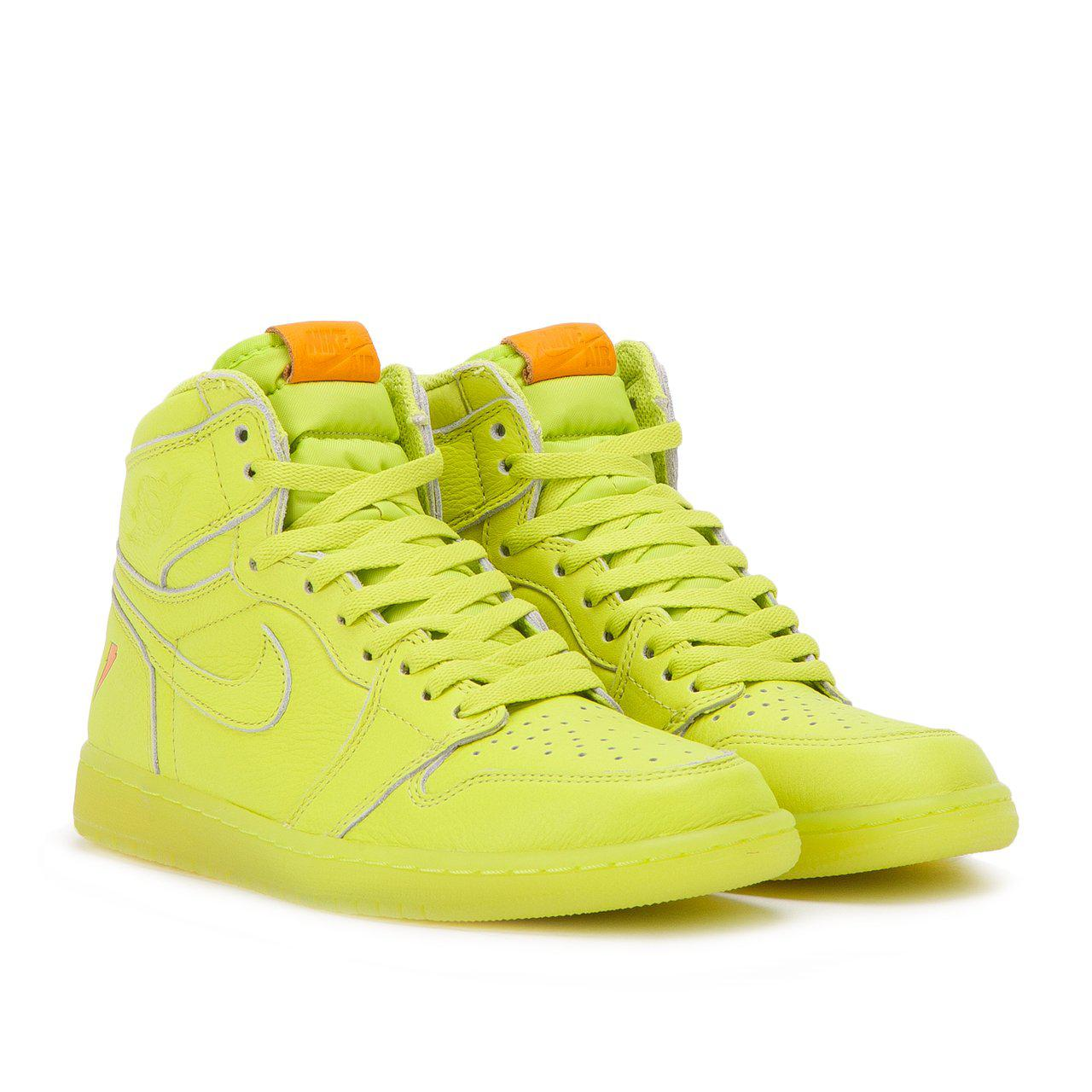 2b3270b02 Nike Air 1 Retro Hi G8rd in Yellow for Men - Lyst