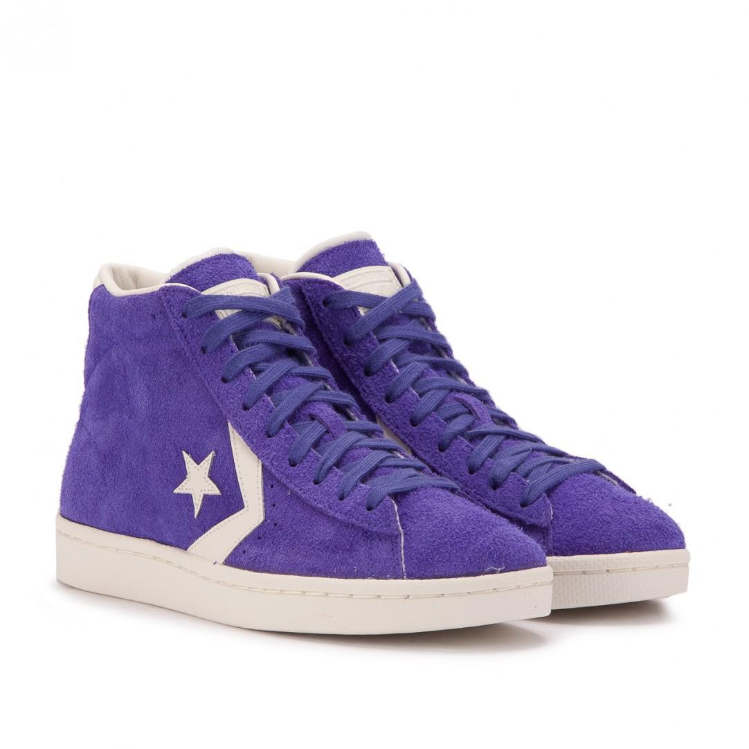 Lyst - Converse Cons Pro Leather 76 Mid