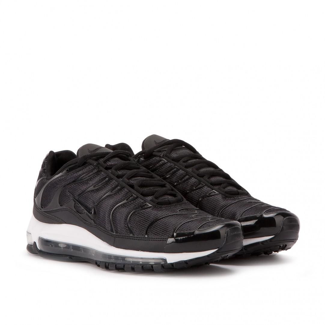 """Nike Air Max 97 Plus: Nike Nike Air Max 97 / Plus """" Release"""" In Black For Men"""