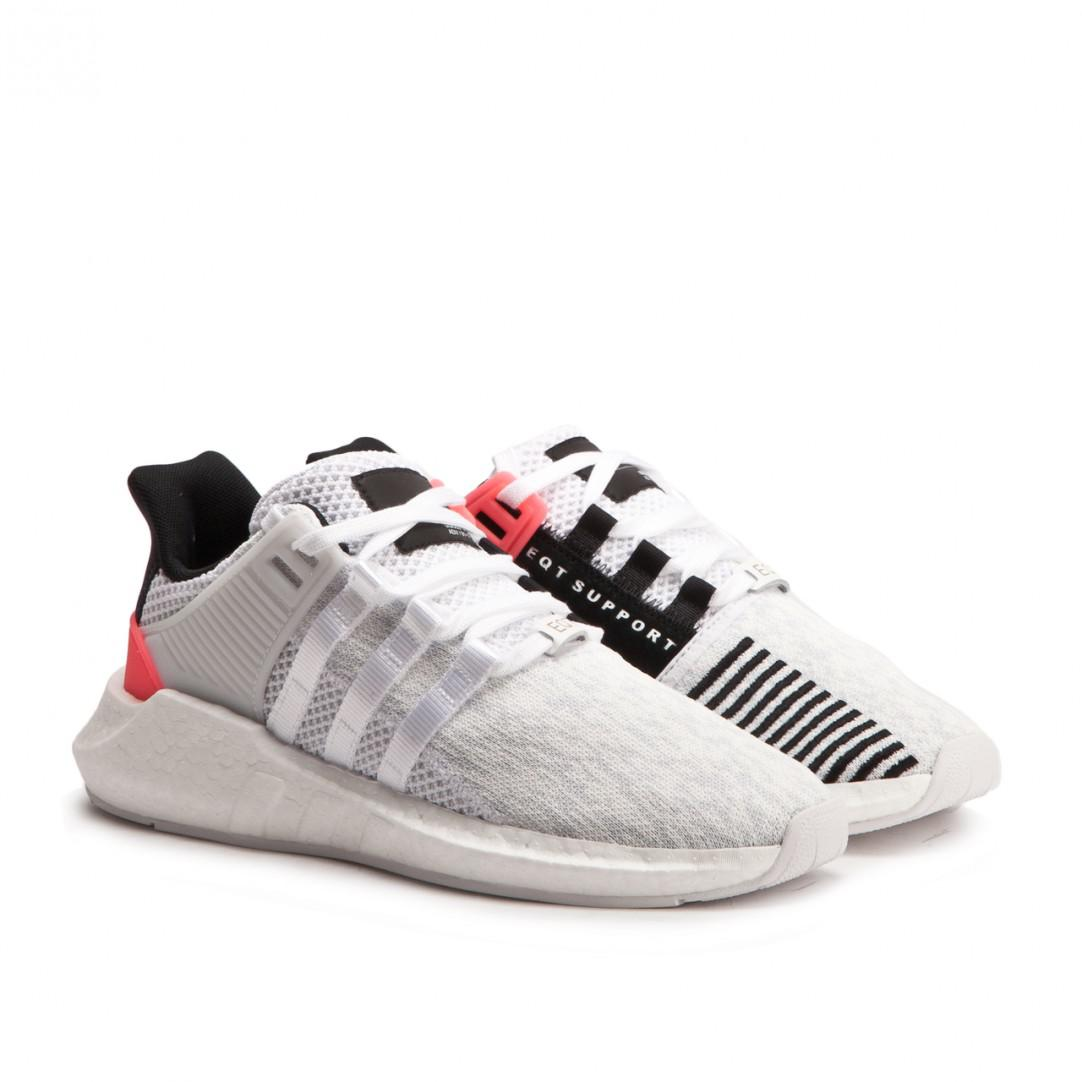premium selection fb777 1b675 Adidas Eqt Support 9317 in White for Men - Lyst