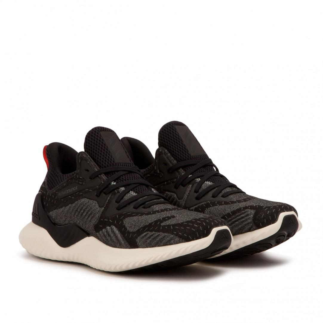 check out 010a0 58bdb ... usa lyst negro adidas 19994 alphabounce beyond m en negro lyst para  hombres b8929bf asbook.