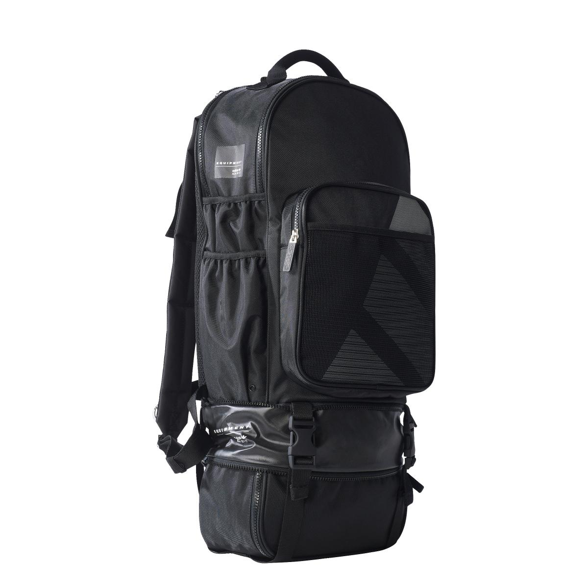 5b97892e84 Lyst - adidas Backpack Street Eqt in Black for Men