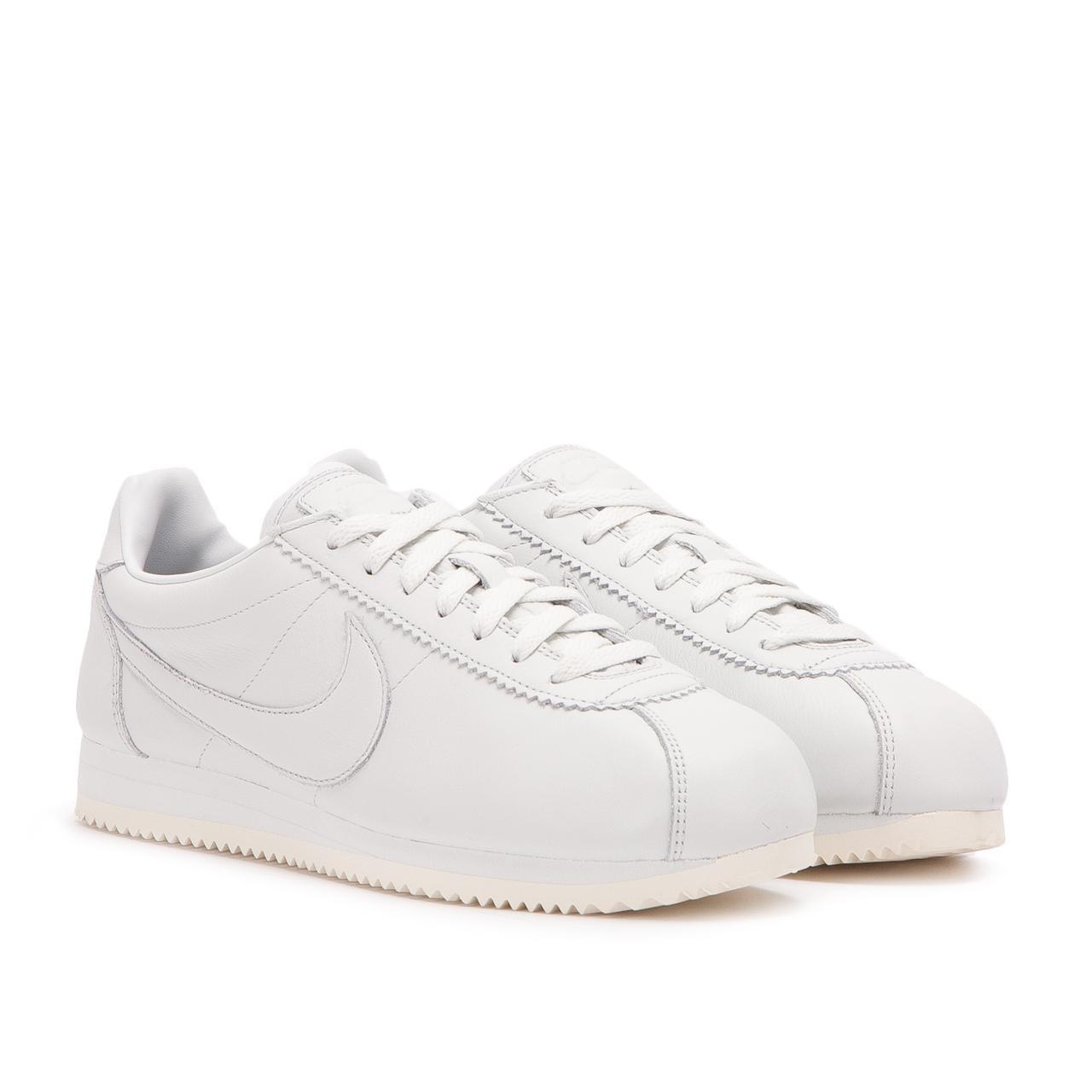 pretty nice 059fe b0342 Nike - White Nike Classic Cortez Premium for Men - Lyst. View fullscreen