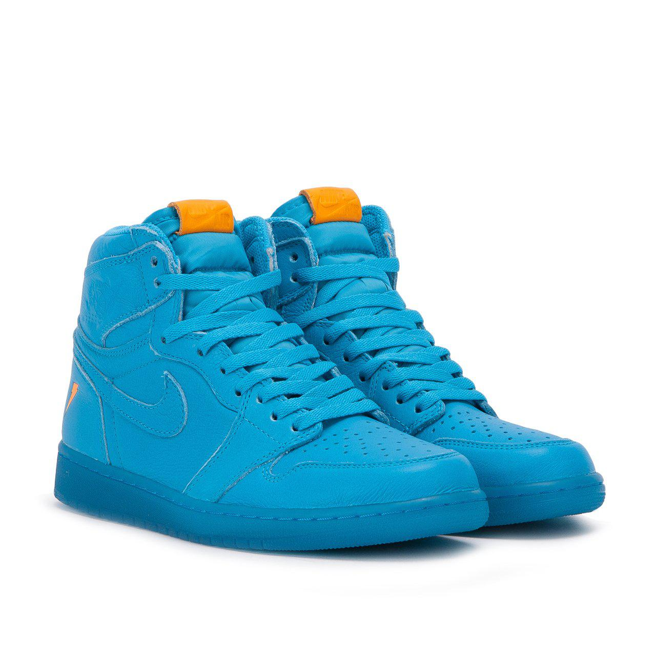 a8dbade0b Lyst - Nike Air Jordan 1 Retro High Og Gatorade Edition in Blue for Men