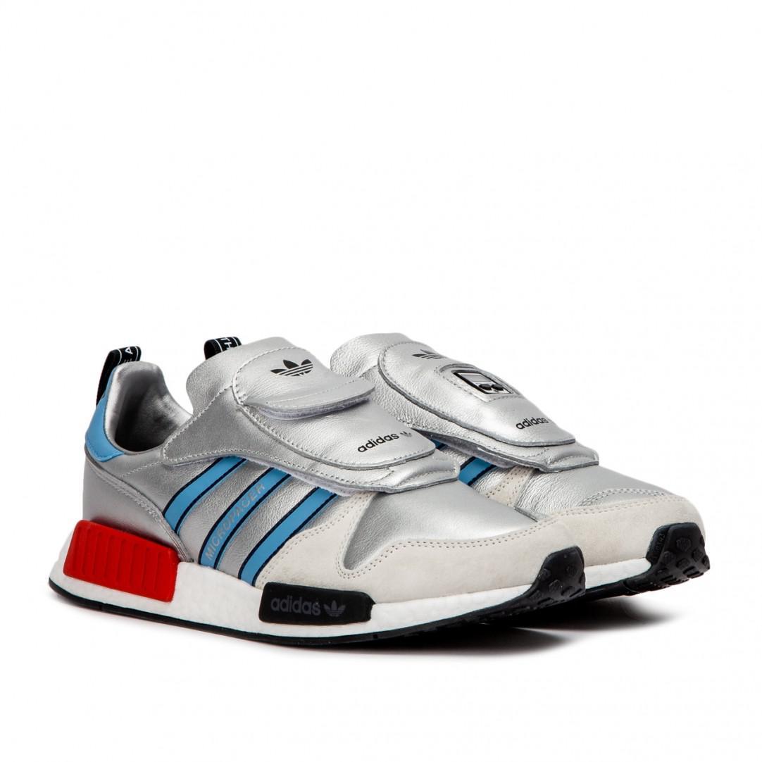 Adidas - Metallic Micropacer X R1 for Men - Lyst. View fullscreen 1103aca6a