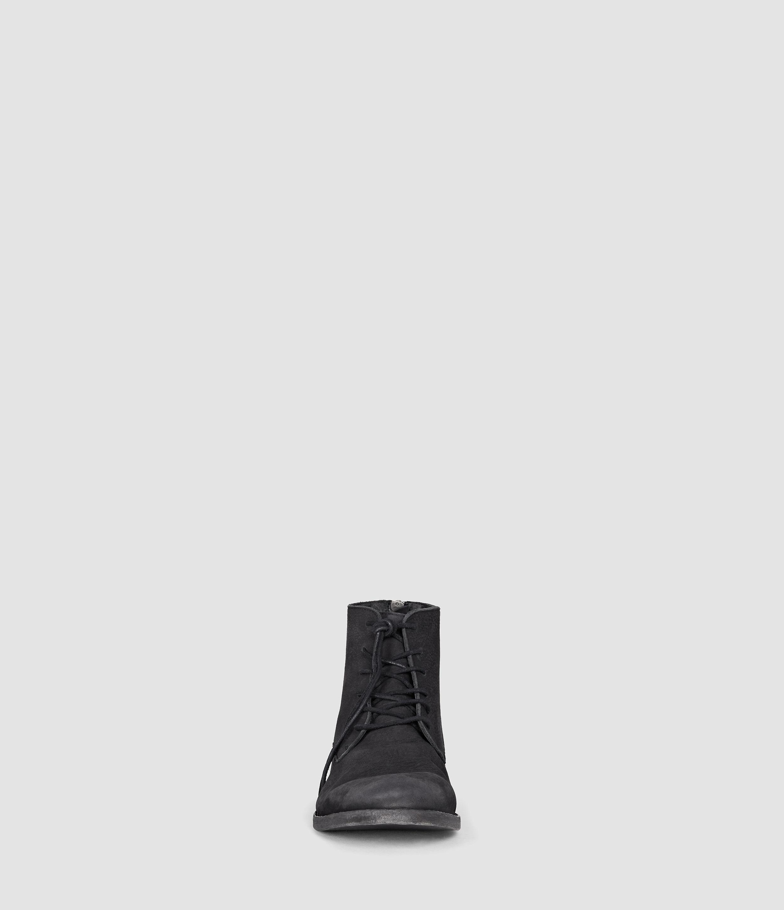 Lyst Allsaints Snare Boot Usa Usa In Black For Men