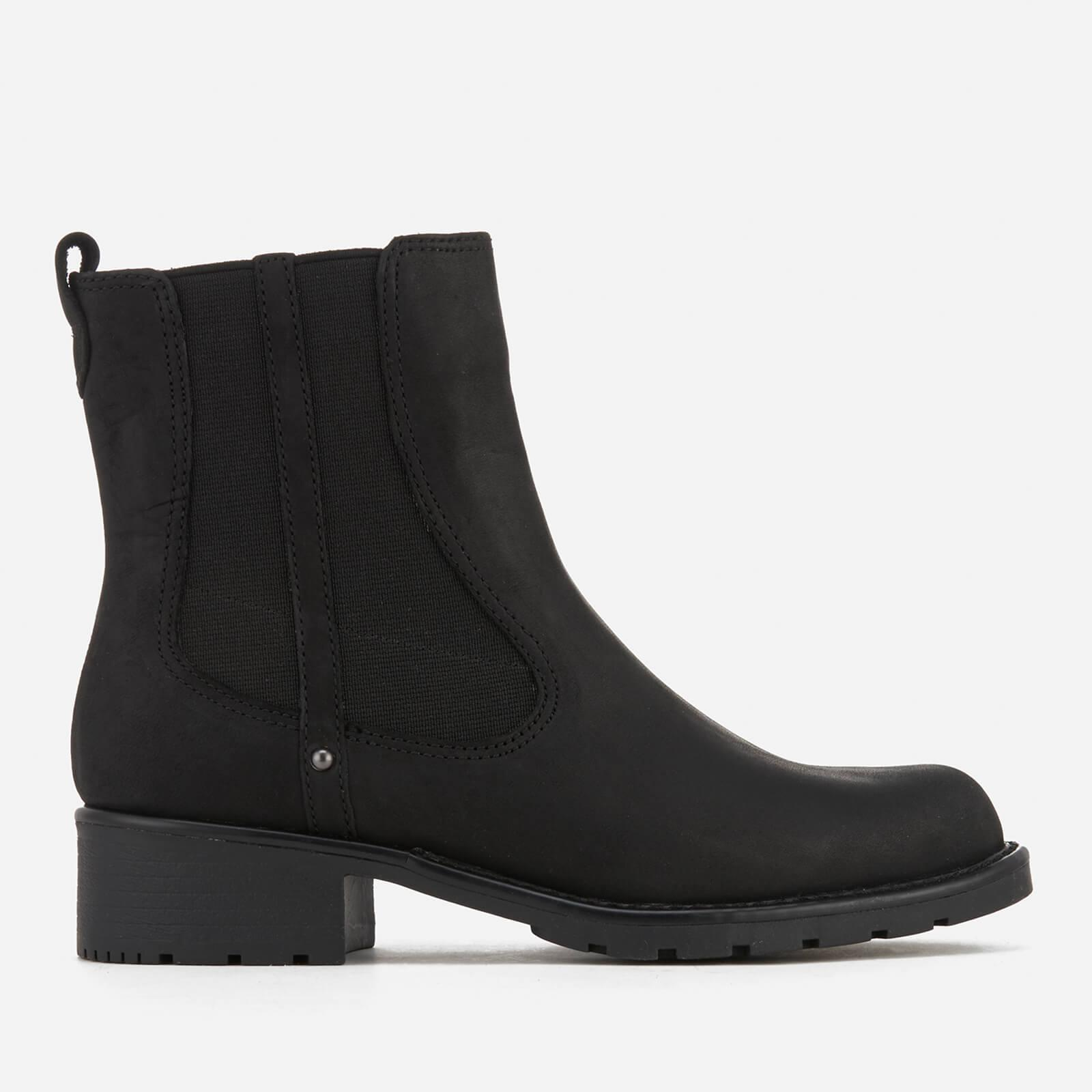 Clarks ORINOCO CLUB - Classic ankle boots - black IhlwMb