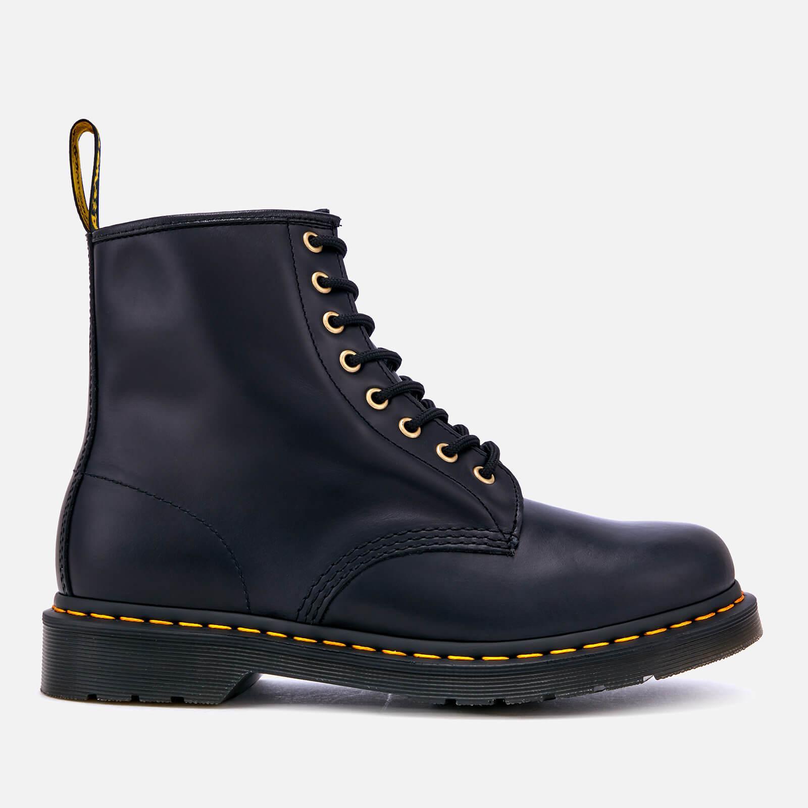 Dr. Martens Men's 1460 Aqua Glide Leather 8-Eye Boots - Dm - UK 7