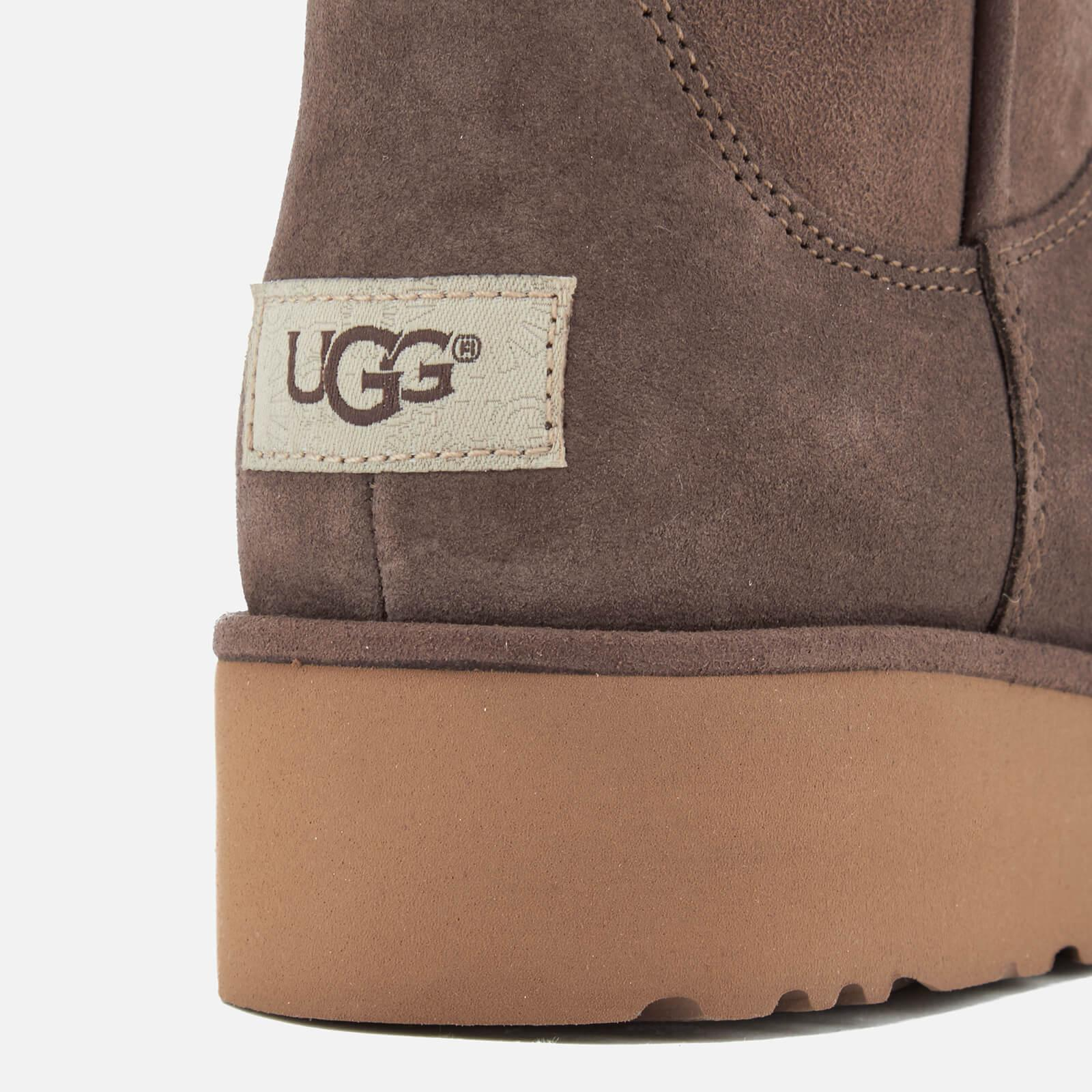 57caae8ae3d Lyst - UGG Women's Kristin Classic Slim Sheepskin Boots in Gray