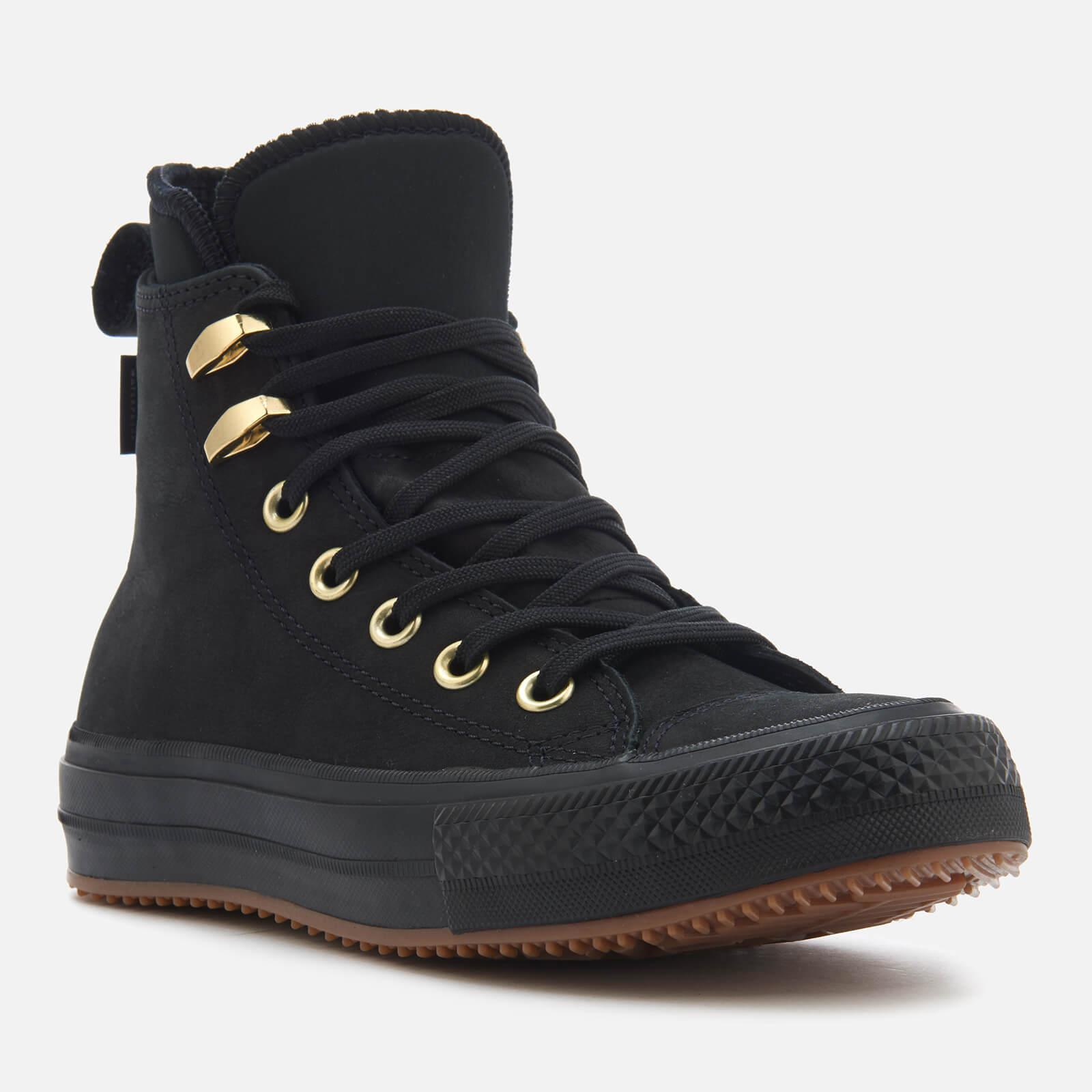 Converse - Black Chuck Taylor All Star Waterproof Boots - Lyst. View  fullscreen 0321ab896