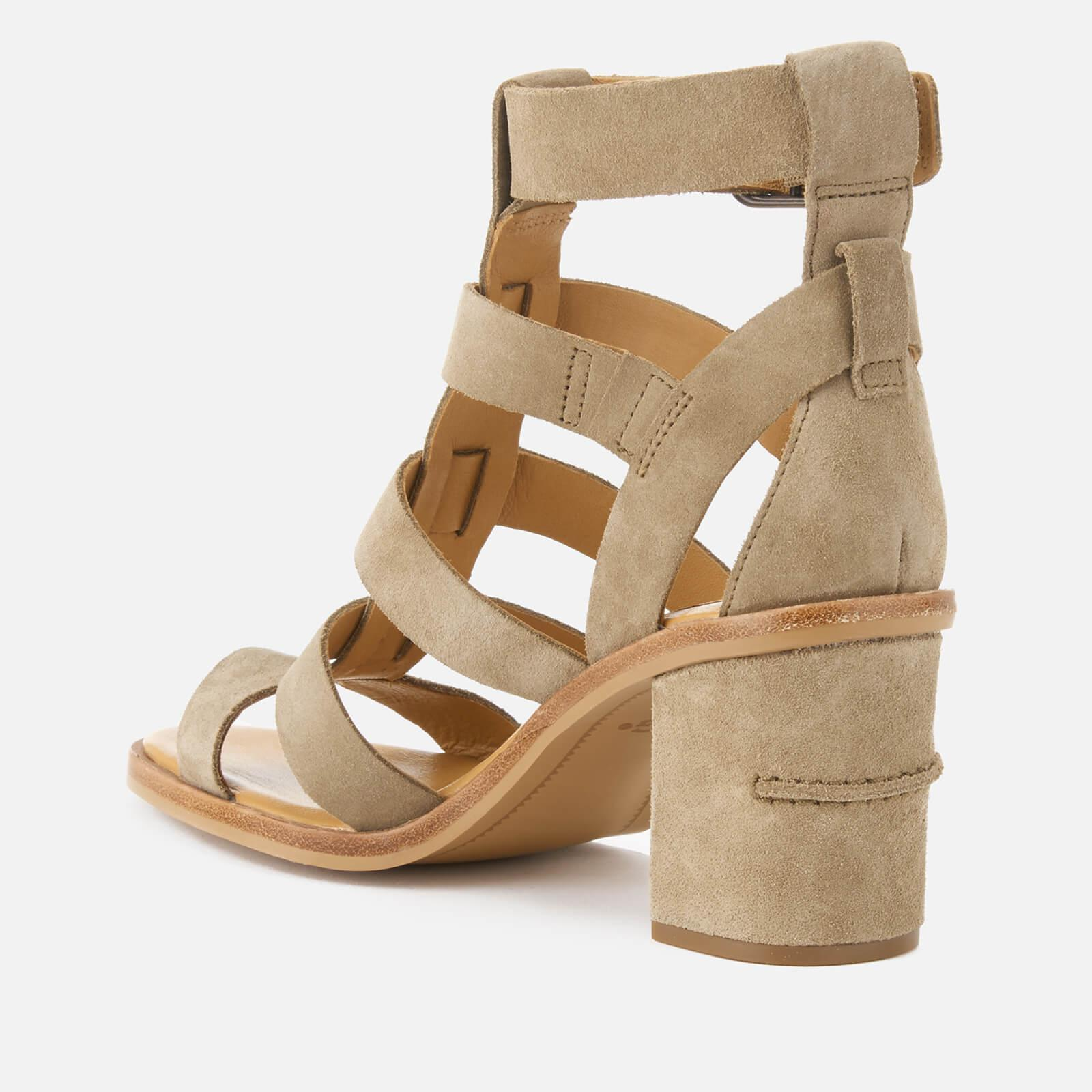 dc940b051 Ugg - Green Macayla Gladiator Heeled Sandals - Lyst. View fullscreen