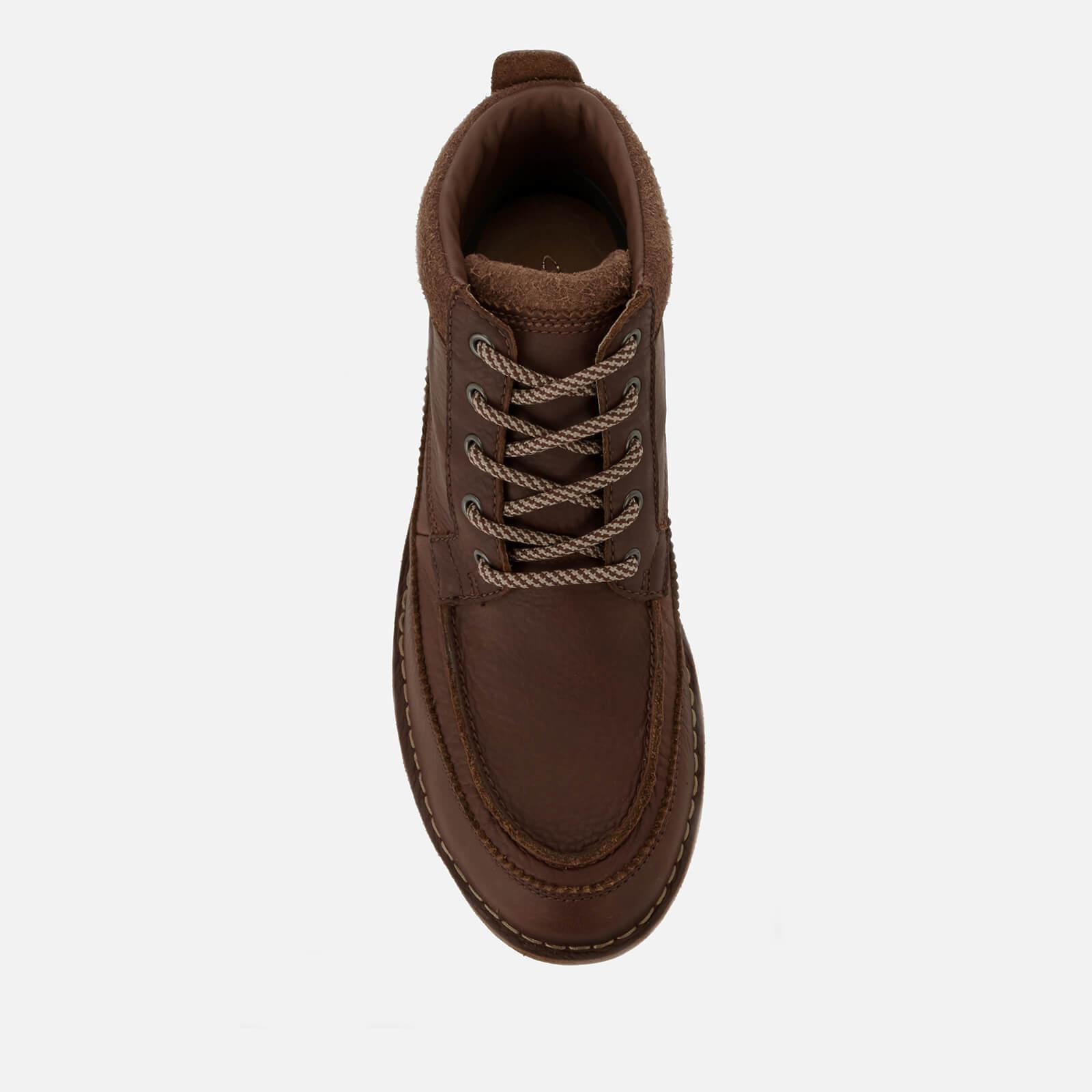 6899bc441c0 Clarks Korik Rise Gore-tex Leather Lace Up Boots in Brown for Men - Lyst