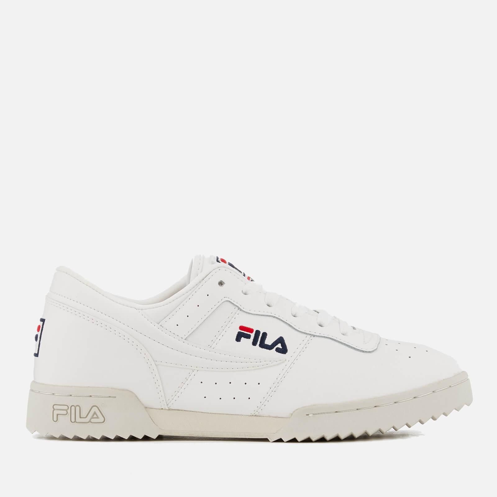 official photos a7782 35dd2 Lyst - Fila Original Fitness Ripple Trainers in White for Men
