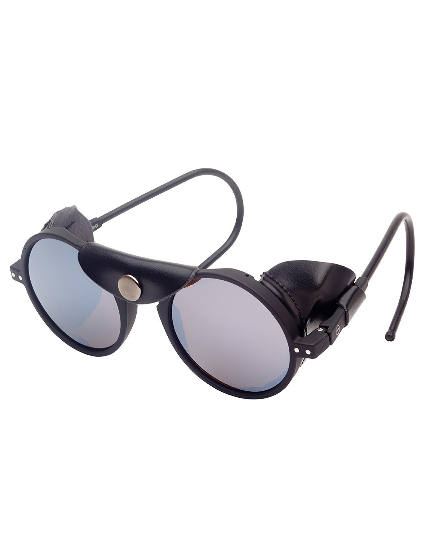 1f369f418d8 Lyst - Alternative Apparel Izipizi Sun Glacier Glasses in Black