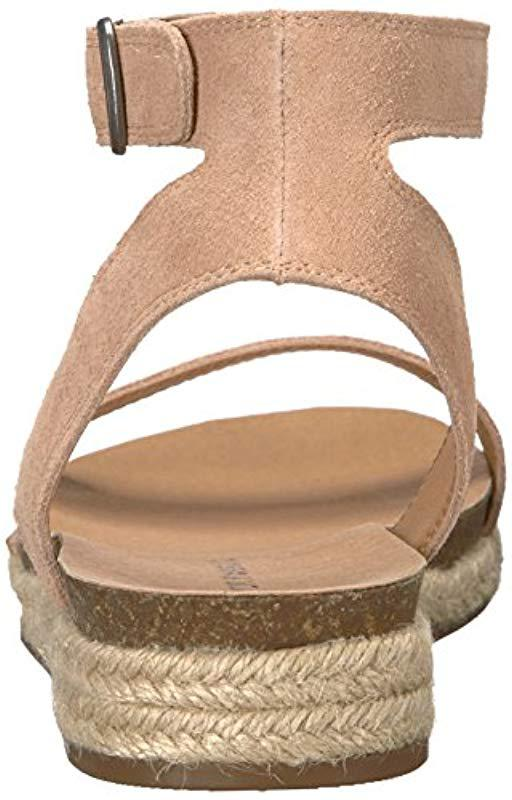 85b2f5a59fc Lucky Brand - Multicolor Garston Espadrille Wedge Sandal - Lyst. View  fullscreen