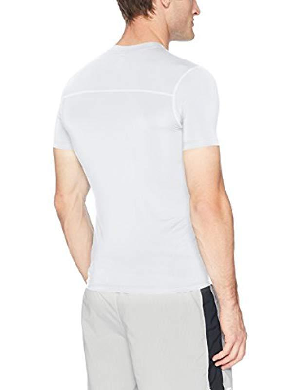 Lyst - Starter Short Sleeve Light-compression Athletic T-shirt ... 8823acf37db1