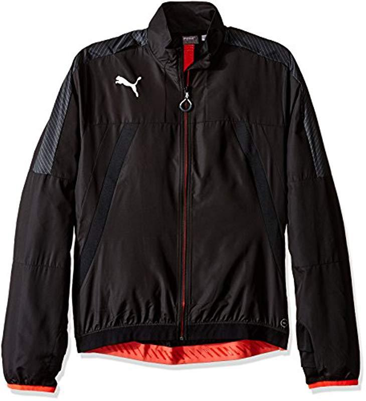 Lyst - Puma It Evotrg Vent Thermo-r Jacket in Black for Men c49dbf4dec
