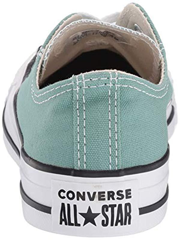 c86e5c0ada49b8 Lyst - Converse Unisex Chuck Taylor All Star Seasonal 2019 Low Top Sneaker