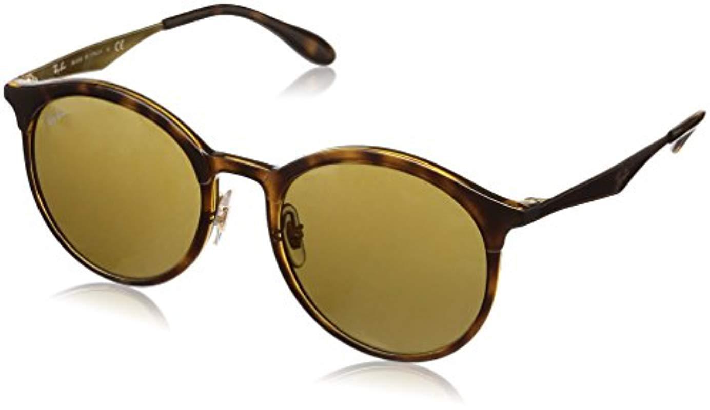 3290ab7709b4 Ray-Ban. Women s Emma Round Sunglasses