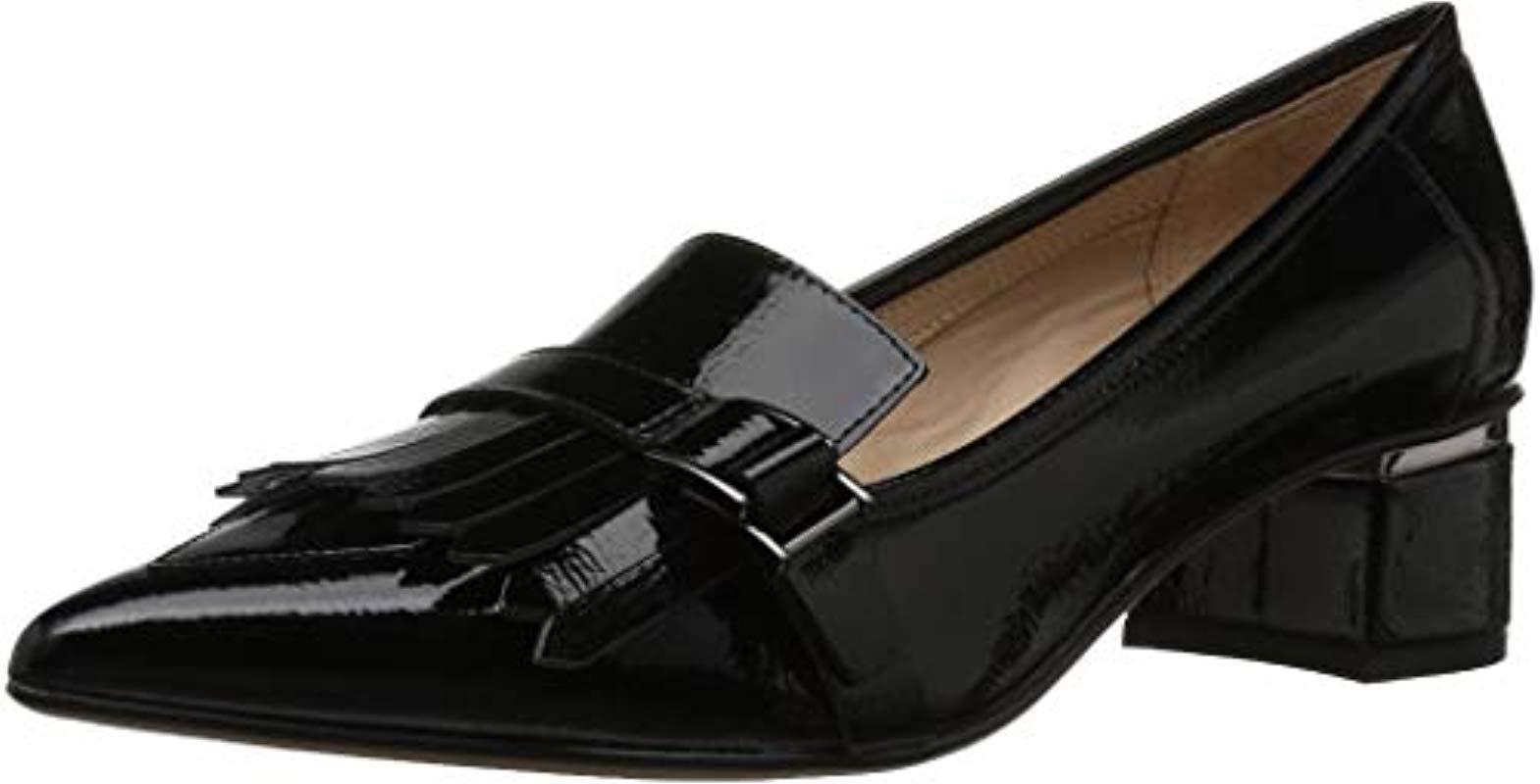 f48fbe04cc3b Lyst - Franco Sarto Grenoble Loafer in Black