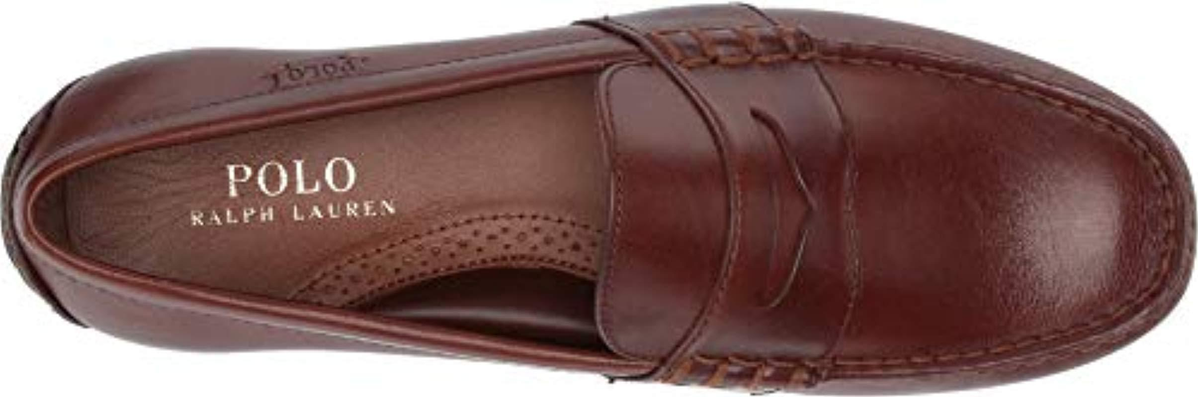 18443169d00 Lyst - Polo Ralph Lauren Reynold Driving Style Loafer for Men