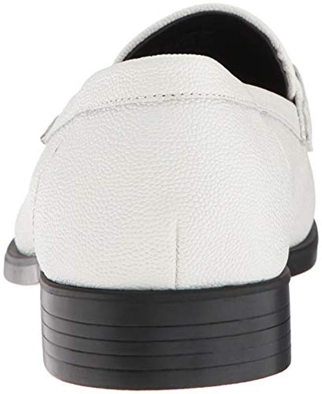 61123af4c Lyst - Calvin Klein Craig (black) Men s Shoes in White for Men - Save 55%