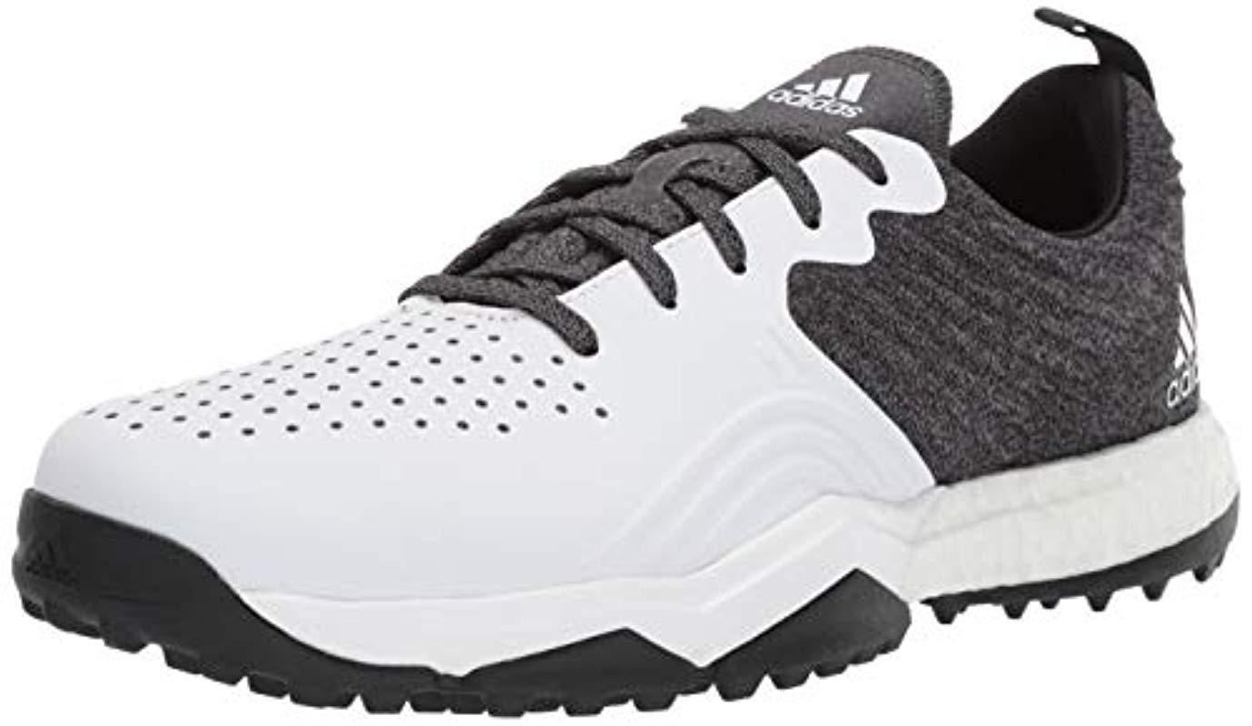 2c067fd4e2d Lyst - adidas Adipower 4orged S Golf Shoe in Black for Men