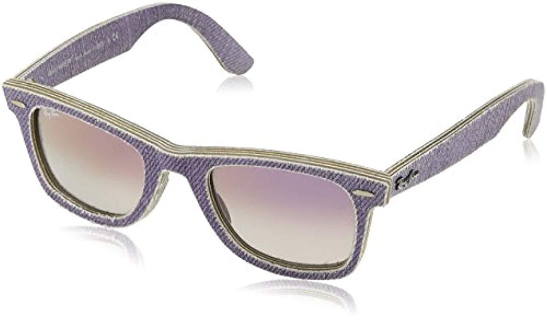 e787364d686f Lyst - Ray-Ban Denim Icon Wayfarer Sunglasses in Blue