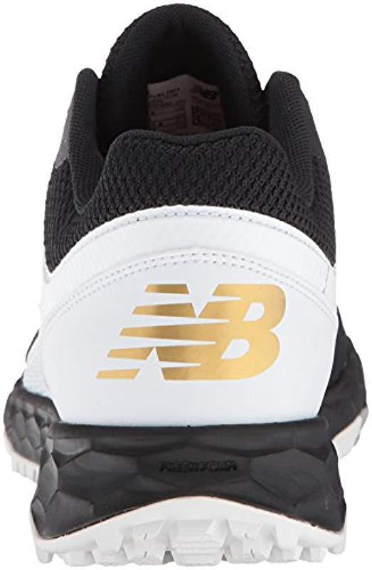 7ea92c763 New Balance Velo V1 Turf Softball Shoe in Black - Save 5% - Lyst