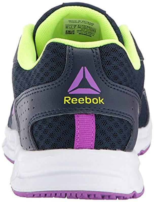 3b413d29f49d Lyst - Reebok Express Runner Running Shoe in Blue