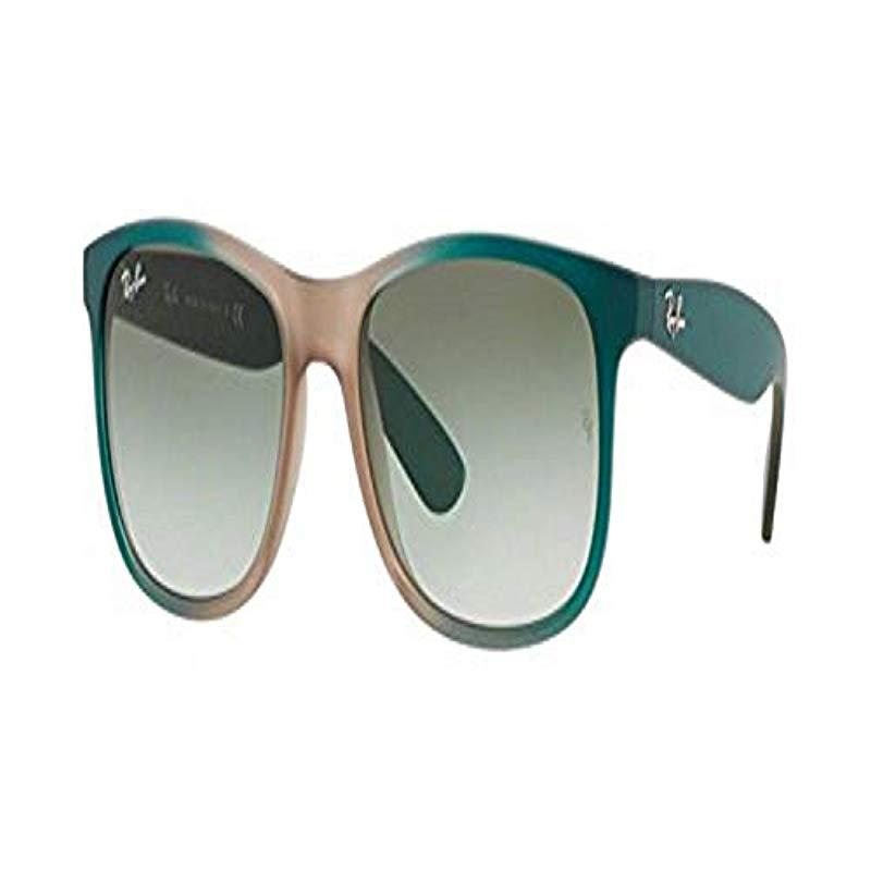 e4a18d0d8a Lyst - Ray-Ban Andy Rectangular Sunglasses