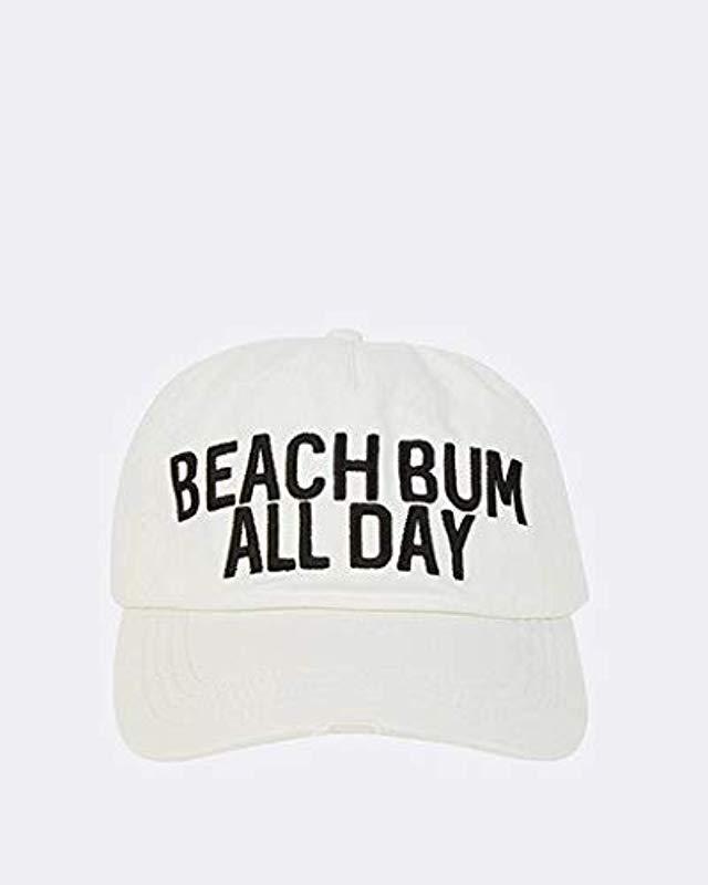ded2fc32ebc Lyst - Billabong Surf Club Hat in Black for Men - Save 28.57142857142857%