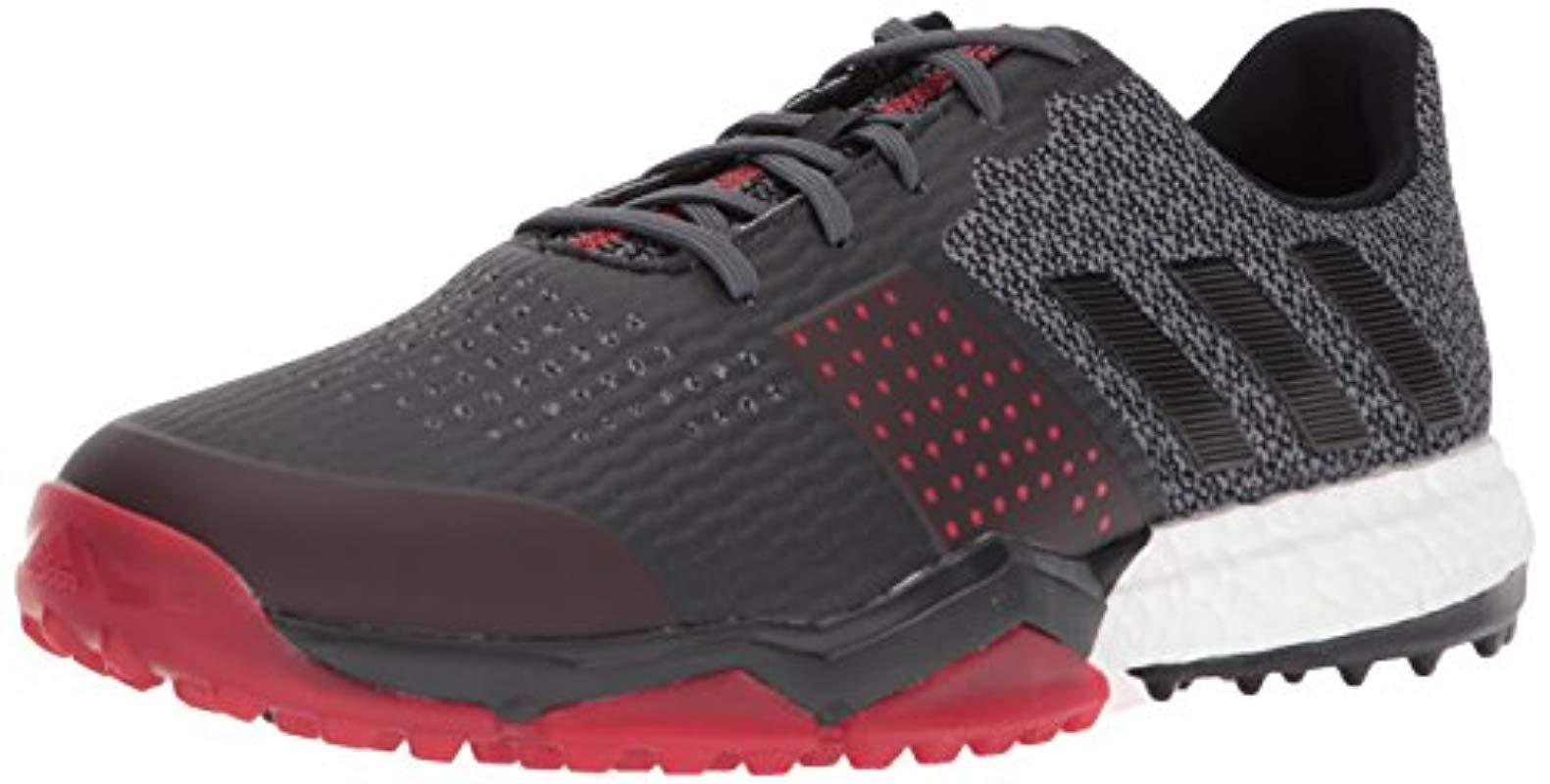 timeless design 995bd 5f94a adidas. Men s Black Golf Adipower S Boost 3 Golf Shoe