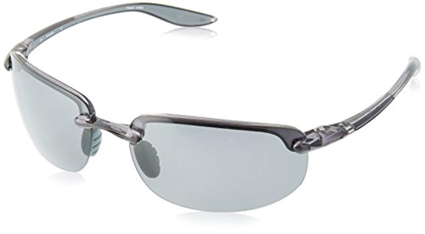 efe6a4ba9c Lyst - Columbia Unparalleled Oval Sunglasses in Gray for Men - Save 4%
