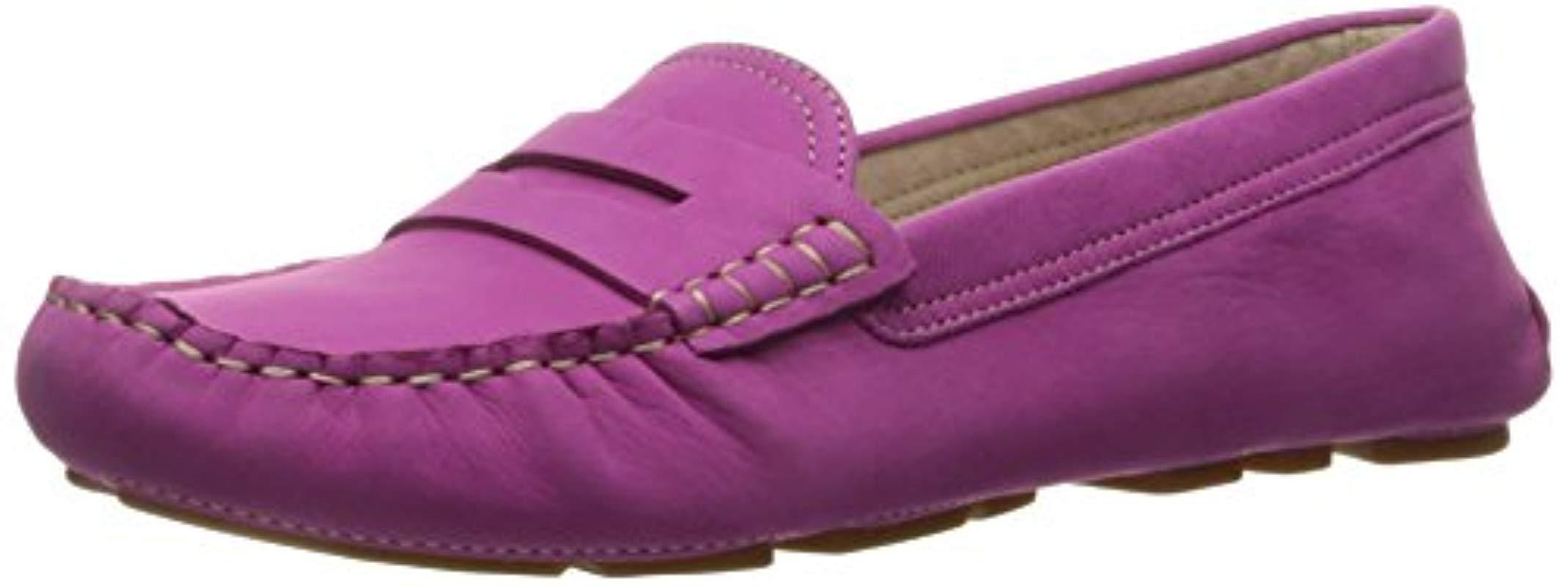 be747e65a9f Lyst - Sam Edelman Filly Penny Loafer in Purple - Save 28%