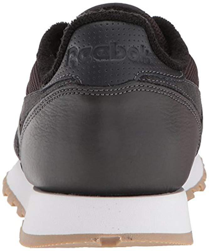222292e08605c0 Lyst - Reebok Classic Leather Sneaker for Men - Save 33%
