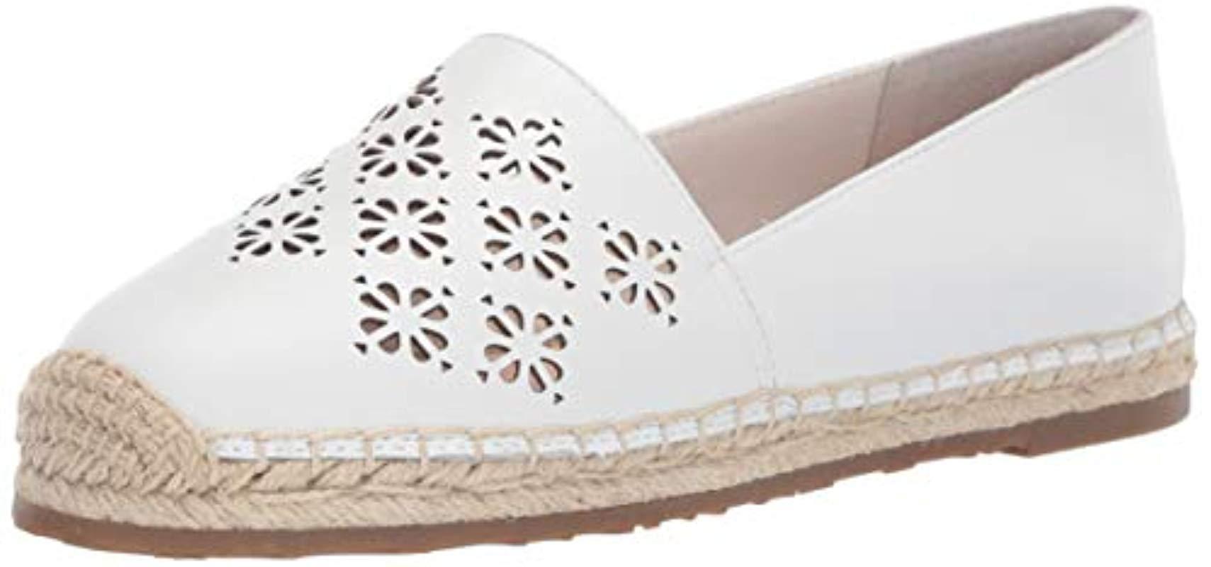 0247c81a437 Lyst - Kate Spade Garcia Espadrille Wedge Sandal in White