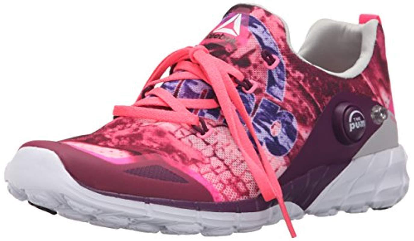 3480b06b530 Reebok. Women s Zpump Fusion 2.0 Dunes Running Shoe ...