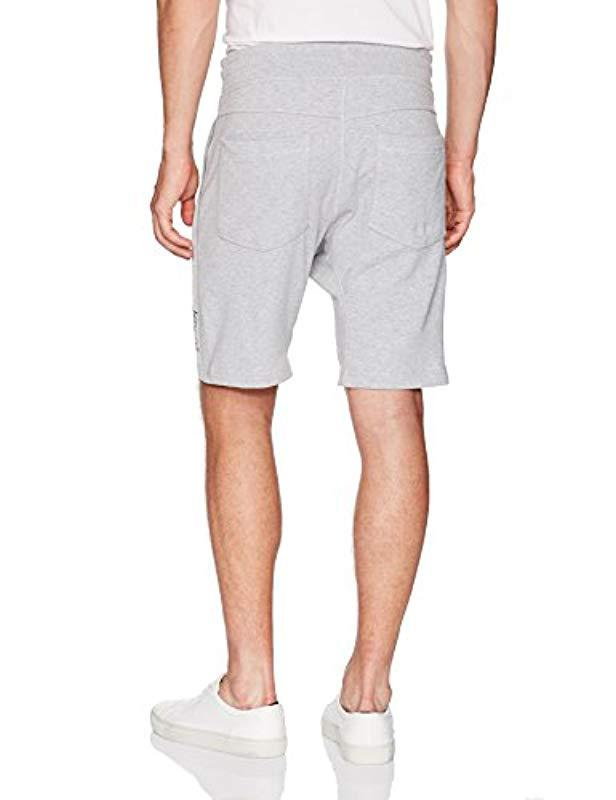 851caeb6d770 Lyst - Calvin Klein Jeans Rebel Sports Mixed Nylon Shorts in Gray for Men