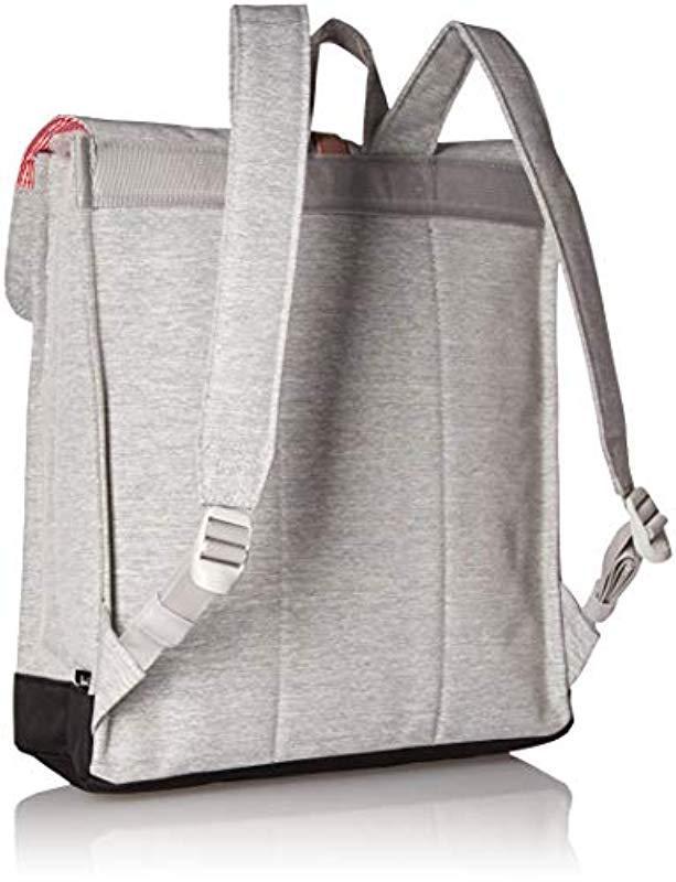 725557dcbd6 Lyst - Herschel Supply Co. City Mid-volume Backpack