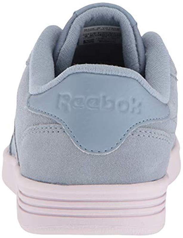 4b62a893c43e Lyst - Reebok Club Memt Sneaker in Blue