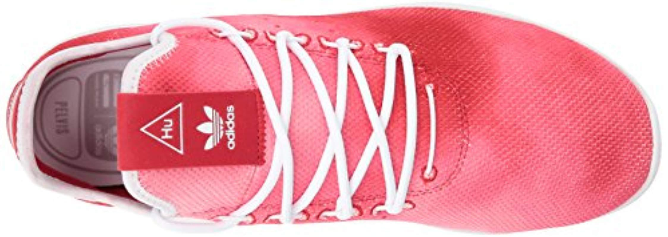 2e20d0153d14 Lyst - adidas Originals Pharrell Williams Tennis Human Race (scarlet ...