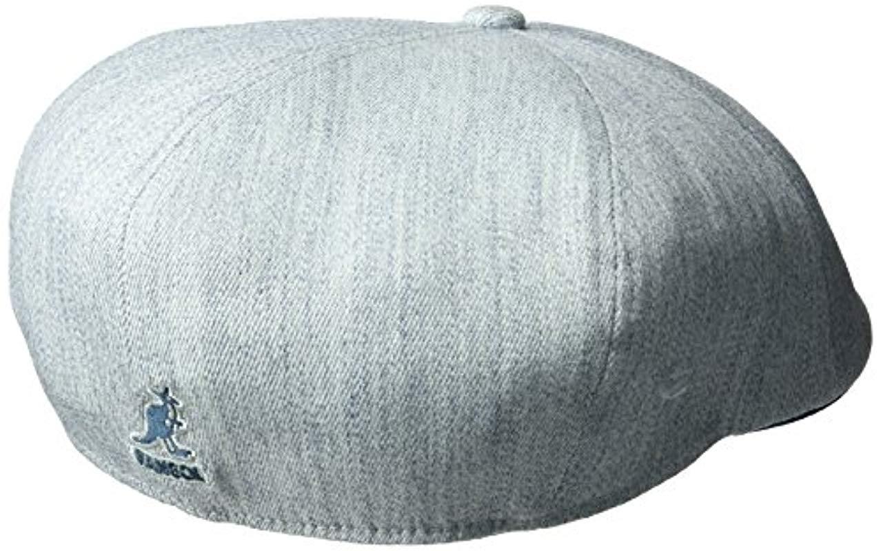 073851542b9 Kangol - Blue Wool Flexfit 504 Ivy Cap for Men - Lyst. View fullscreen