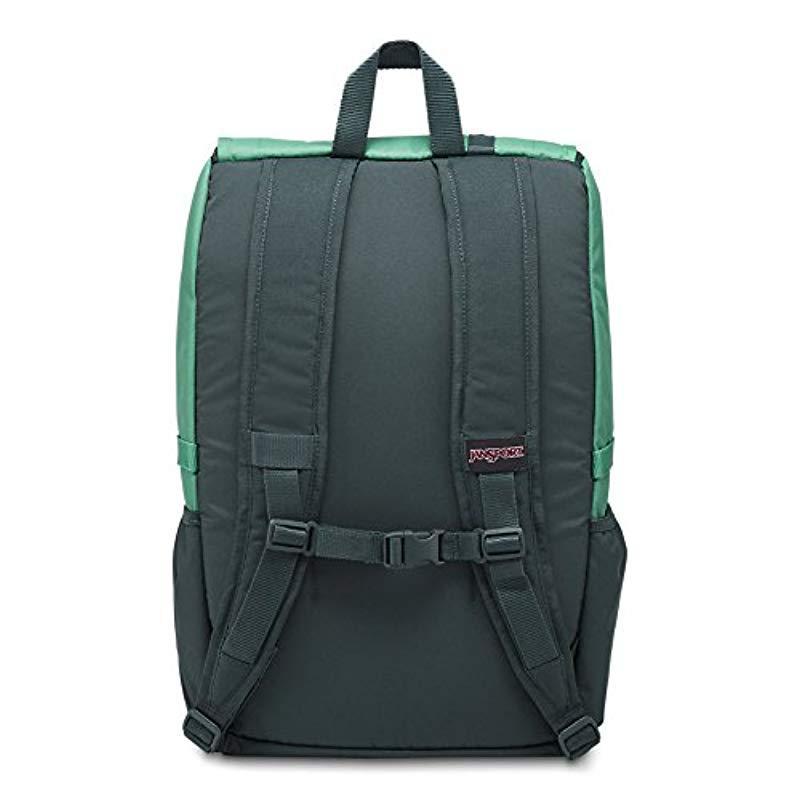 b98762b7e1 Lyst - Jansport Hatchet Backpack in Green