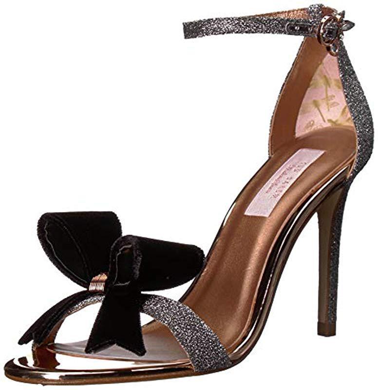 f719f42b8db Ted Baker. Women s Bowdalo Heeled Sandal