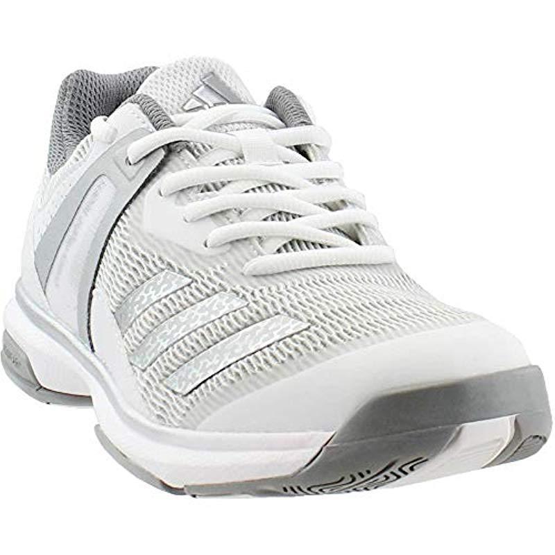 brand new 88d47 b788e adidas. Womens Metallic Crazyflight Team Volleyball Shoe