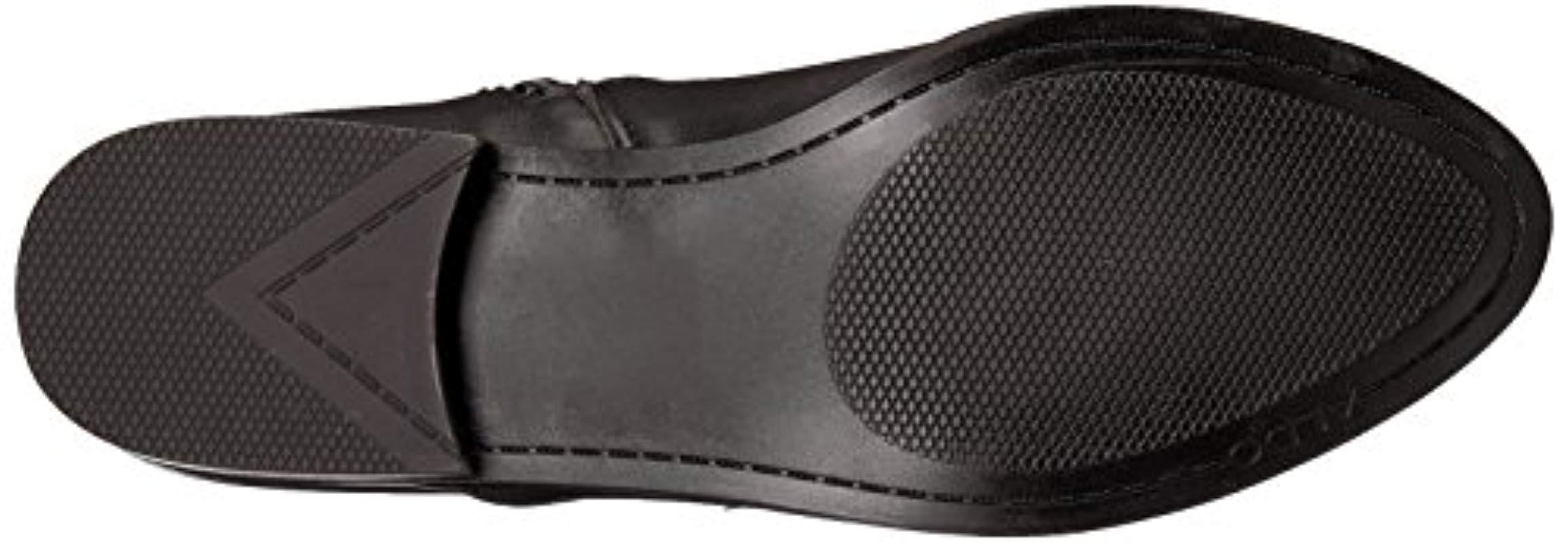 5d574957fee ALDO - Black Elinna. Boot - Lyst. View fullscreen