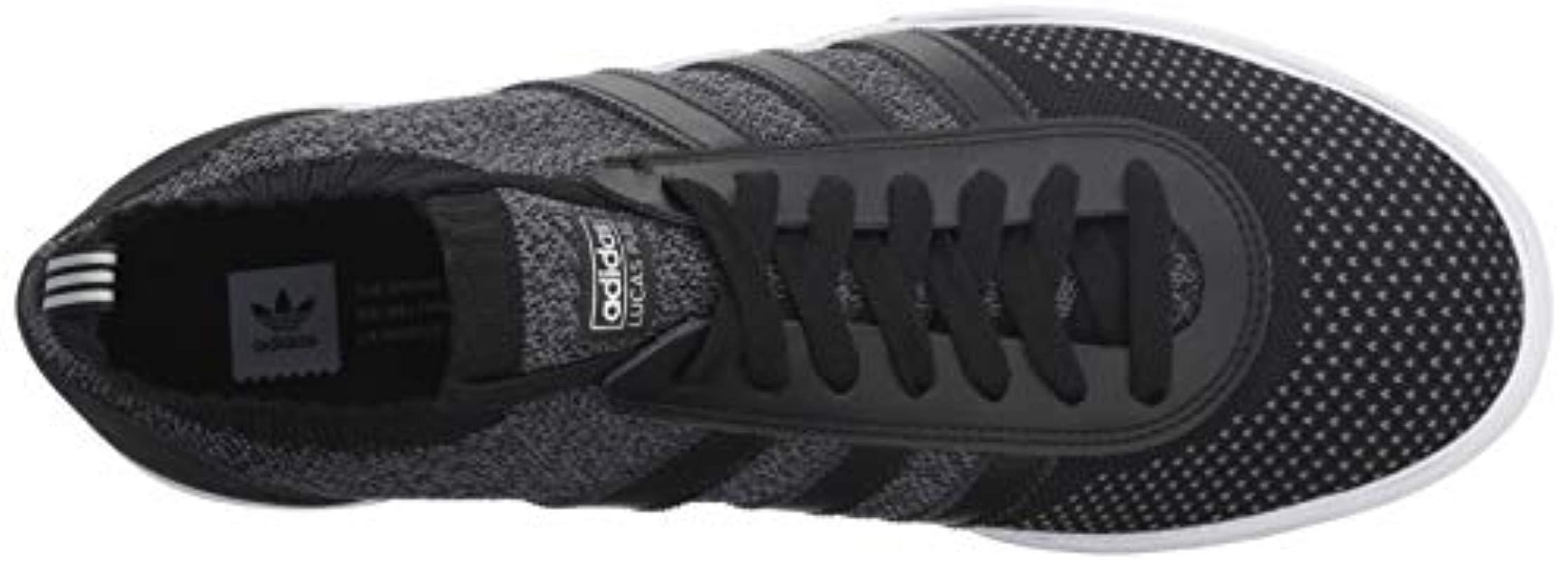 d630725eef5 Adidas Originals - Black Lucas Premiere Pk Running Shoe for Men - Lyst.  View fullscreen