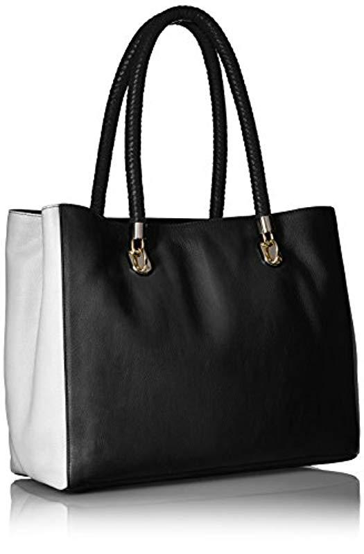 Lyst - Cole Haan Benson Tote Bag in Black - Save 69.44444444444444% 733bdc67c8